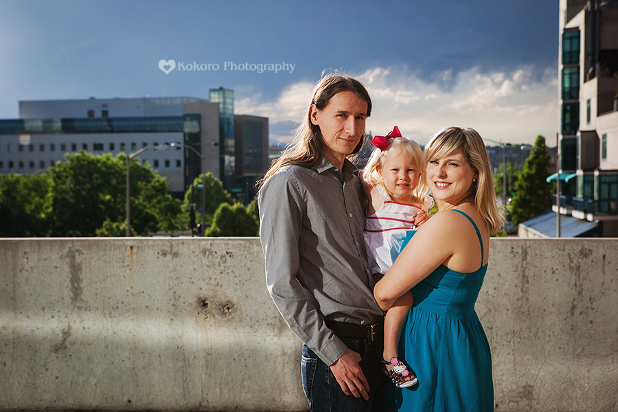 The Johnsons- Denver Family Photography