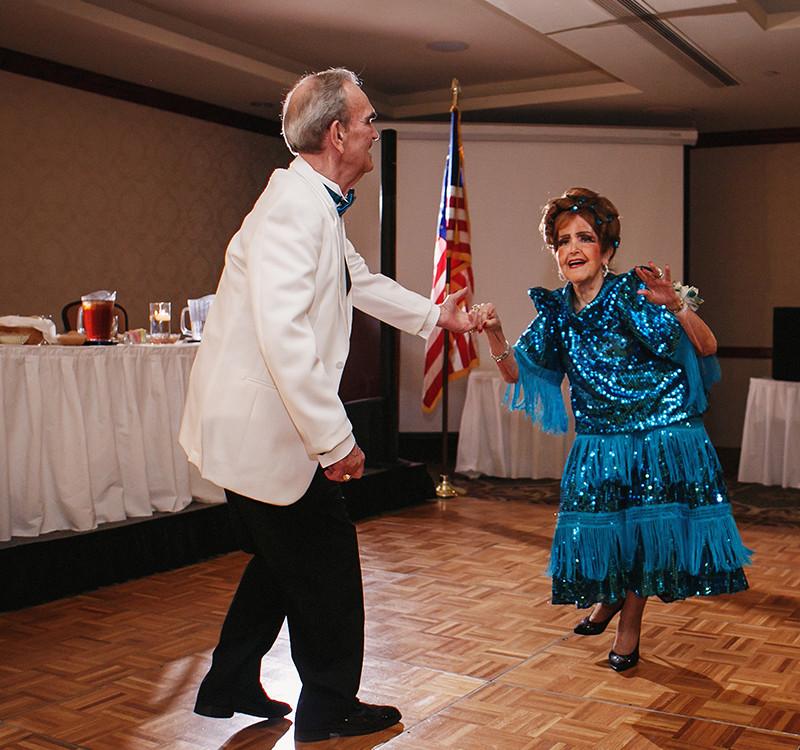David and Maria- 55th Wedding Anniversary