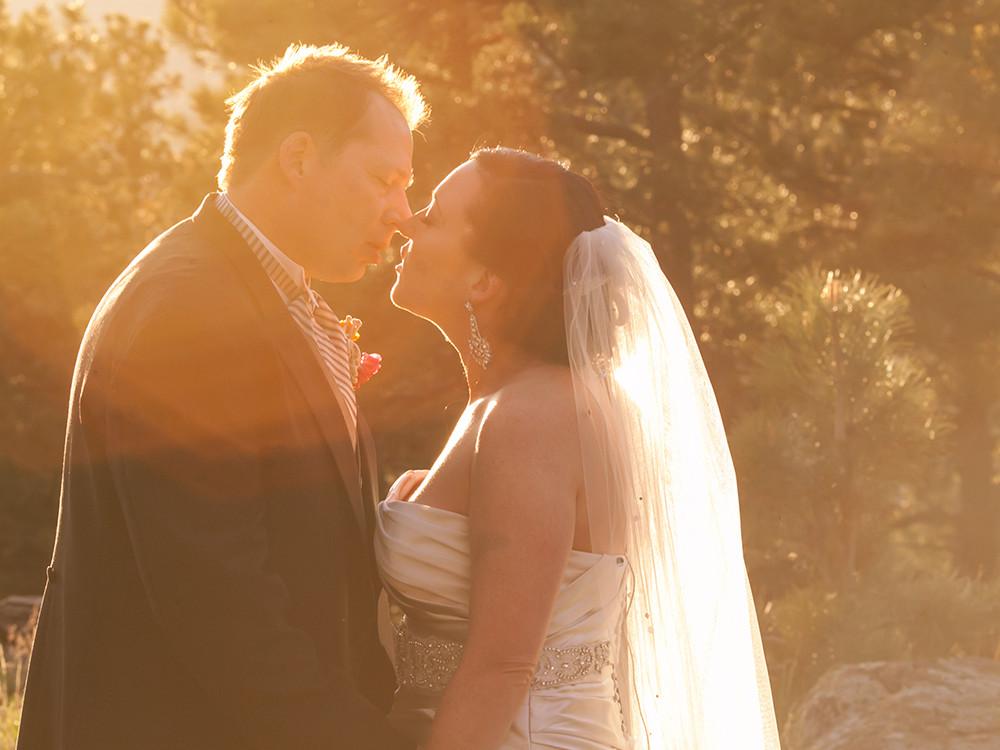 Liz & John- Boettcher Mansion Wedding
