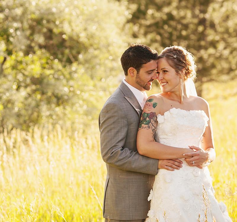 Samara and Mike- Villa Parker Wedding