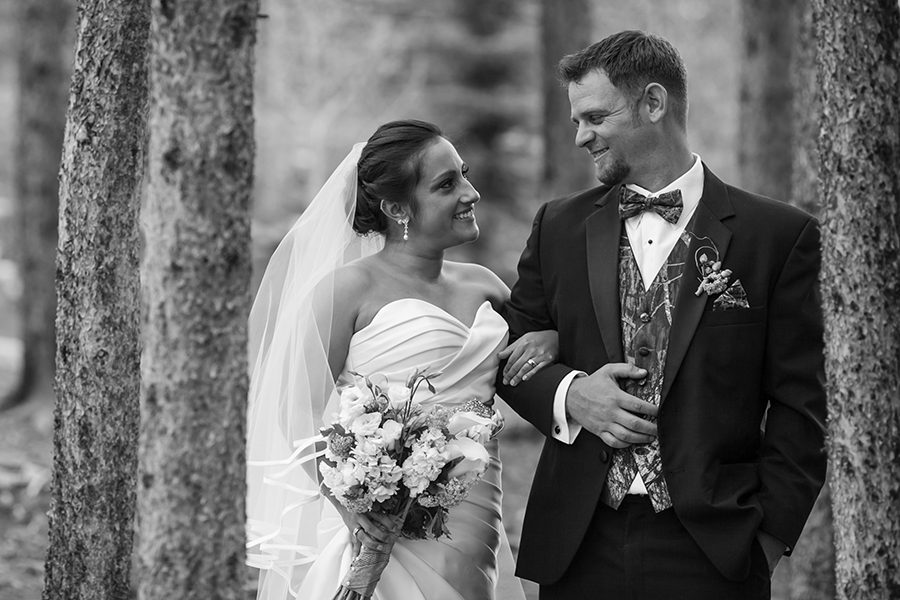 Venessa and Timm- Blue Sky Breckenridge Wedding
