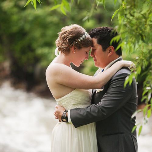 Bridget and Jumin - Nerd Love at Wedgewood