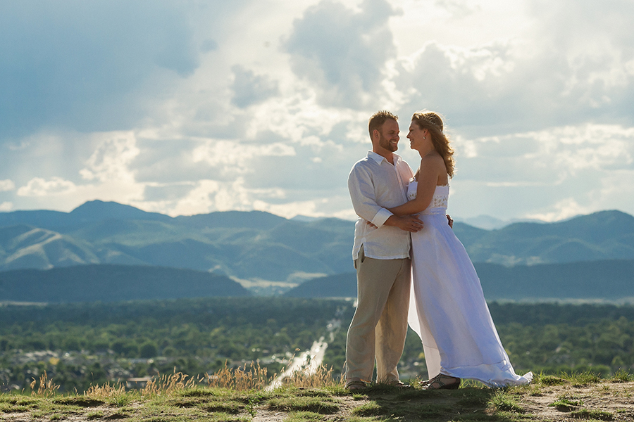 Tanya and Brian- Littleton Trash the Dress