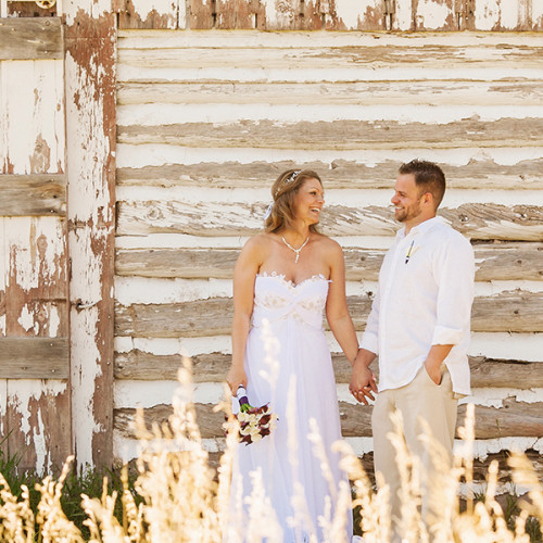 Tanya and Brian- Colorado Intimate Wedding