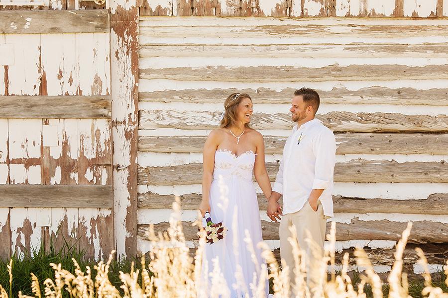 Tanya and Brian- Colorado Intimate Wedding