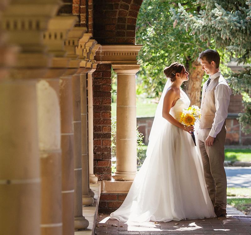 Kelly & Adam- Denver Wash Park Wedding