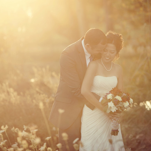 Quynh and Nathan- Hudson Gardens Wedding