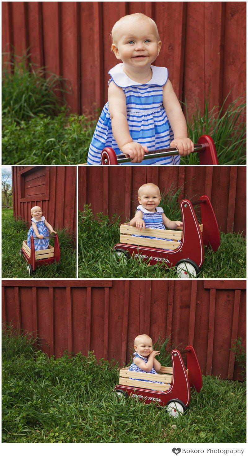 Colorado Cake Smash Pictures | www.kokorophotography.com