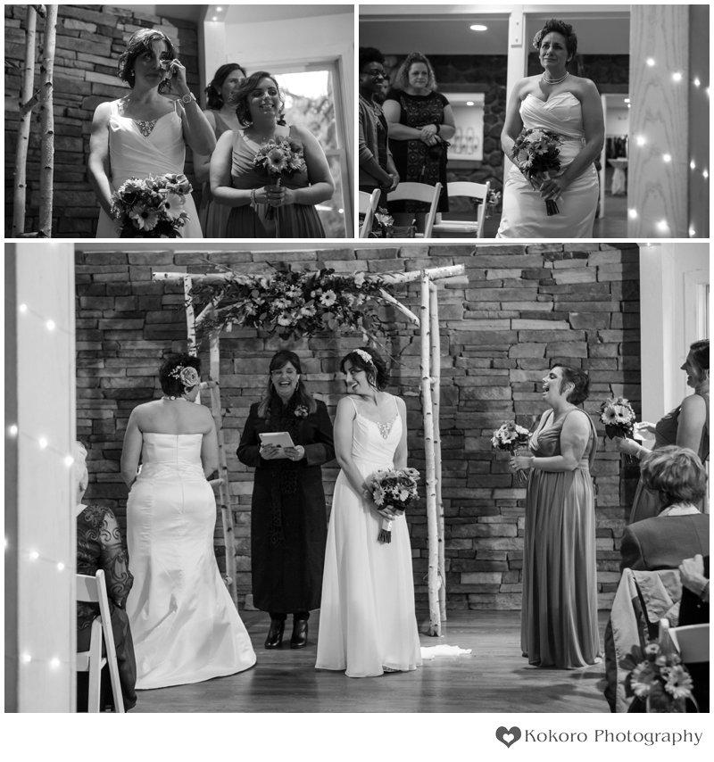Colorado Wedding Photographers | www.kokorophotography.com | Debi and Amanda Tipton