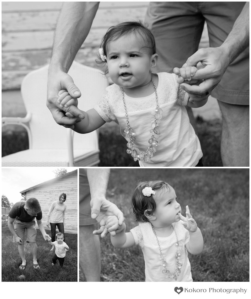 Ainsley's First Birthday