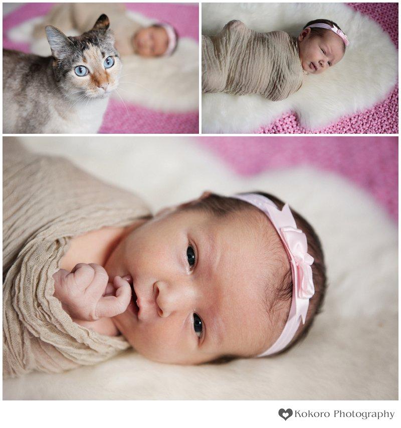 Cora Newborn Session