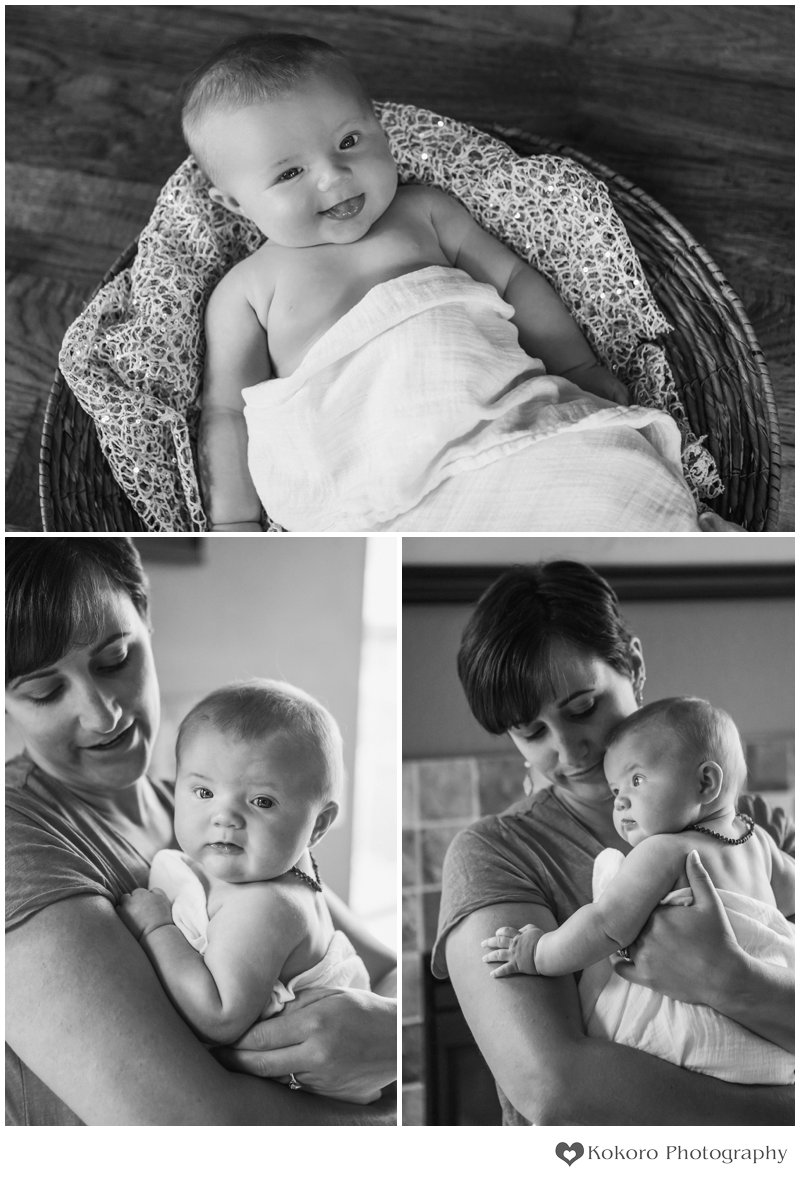 Colorado Baby Photographers | www.kokorophotography.com | Debi and Amanda Tipton