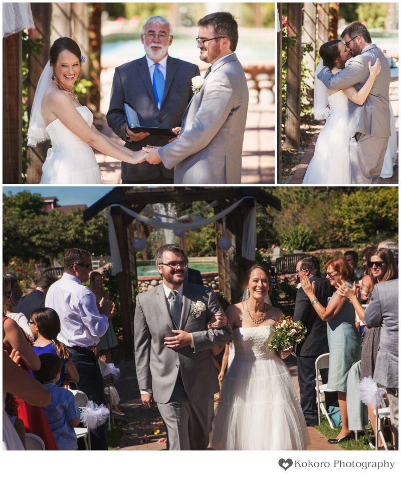 Hudson Gardens Wedding Photography