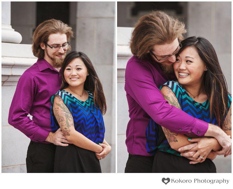 Denver City Park Engagement Photography | www.kokorophotography.com