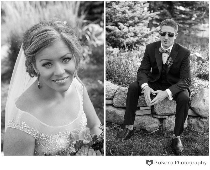 Spruce Mountain Ranch Wedding | www.kokorophotography.com