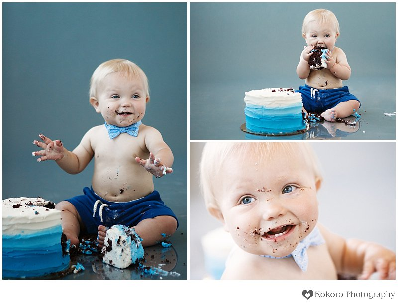 Cake Smash, Denver Baby Photographers, Colorado Cake Smash