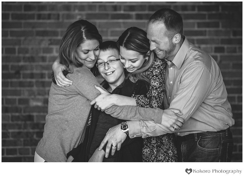 Denver Family Photography, Denver Dance Photographer, RiNo Family Photo Shoot, Blanc, RINO Family Pictures