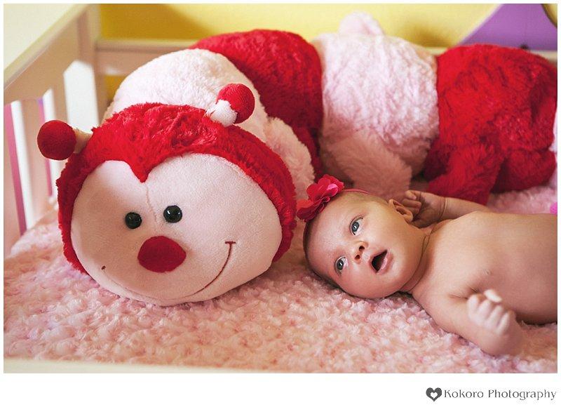Aurora Baby Photographers, Aurora Family Photographer, Colorado Newborn Session, Dr. Seuss Nursery