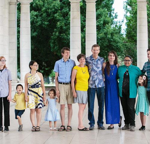 The Dewey Family