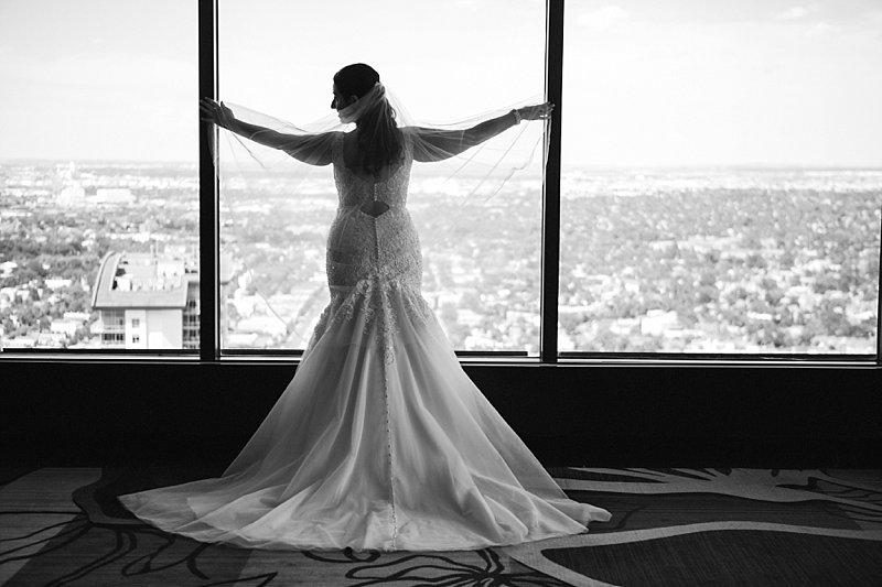 Denver Wedding Photography, Grant Hyatt Denver Wedding, Pinnacle Club Wedding, Walli Richardson, Kokoro Photography, Debi and Amanda Tipton