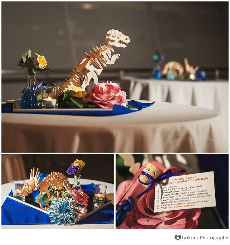 Denver Wedding Photography, Denver Museum of Nature and Science Wedding, Denver Museum Wedding, Colorado Nerd Wedding, Science Wedding, Dinosaur Wedding, Nerd Wedding