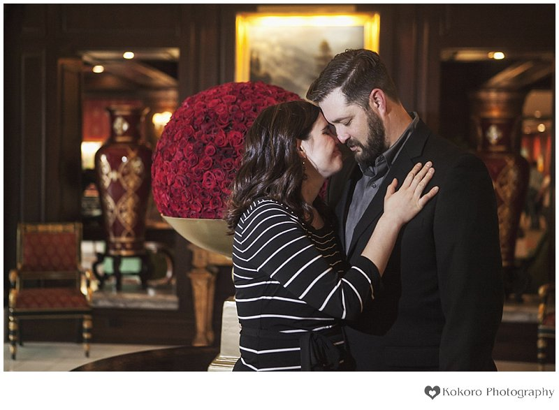 The Broadmoor Hotel, Colorado Springs Engagement, Colorado Wedding photographer, Colorado Springs Wedding Photography, Winter Engagement Session